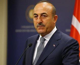 Çavuşoğlu'ndan bayram tebriği diplomasisi