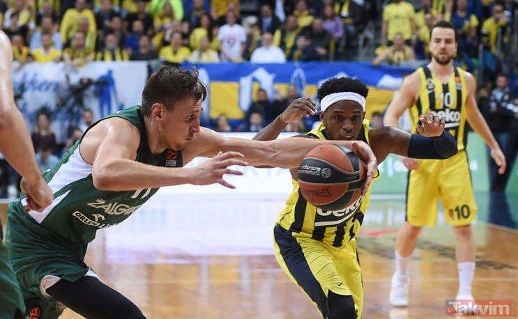 Fenerbahçe Beko- Zalgiris Kaunas maçında skandal! Obradovic çıldırdı