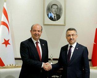 KKTC Başbakanı Tatar Ankara'da