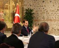Bakan Albayrak'ın bilgi ve enerjisi ekonomi için büyük şans