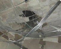Azez'e havan ve roketli saldırı