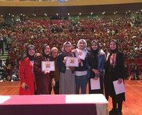 NUN Okulları Amerikada Türkiyeyi temsil edecek