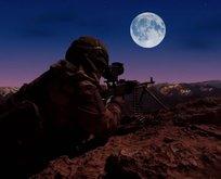 'Süper Ay' ışığında terörle mücadele harekatı!