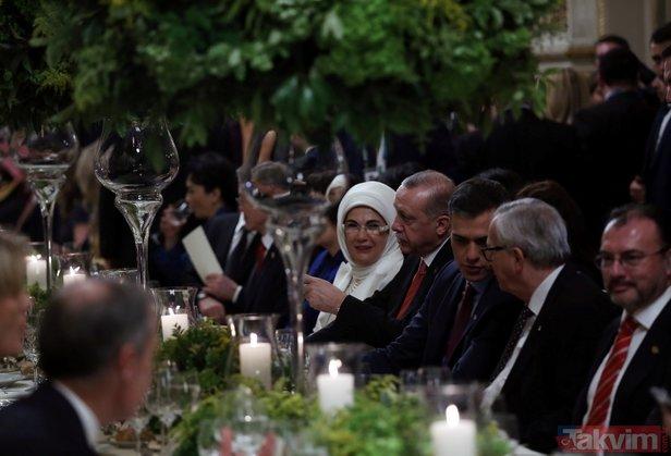 Başkan Erdoğan'dan dikkat çeken talep