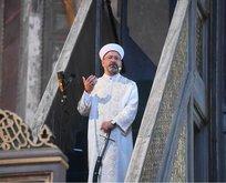 FETÖ'cü haşhaşilere imam denmesine tepki