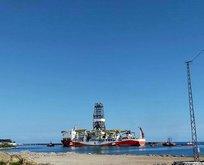 Fatih Trabzon Limanı'ndan ayrıldı