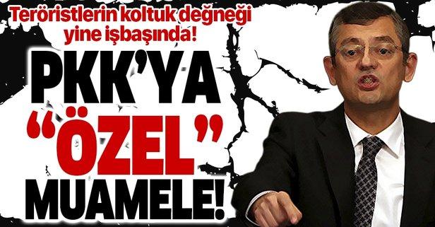 PKK'nın başını ezdikçe Özgür Özel'den ses geliyor!