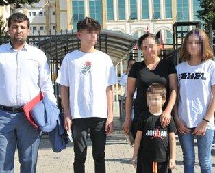 Bir anne ve 3 evladının ölüm korkusu