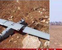 Tel Rıfat'ta Rus drone'u düşürüldü! Bölgede sıcak saatler