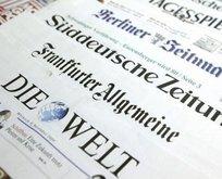 Alman medyasından Türkiye saldırıları