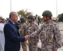 Başkan Erdoğan: Türkiye olarak buradayız