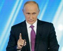 Putinden ABDye nükleer antlaşma uyarısı