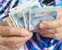 Emekliye ek ödeme zammı