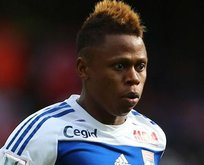 Forvete son aday Clinton N'Jie