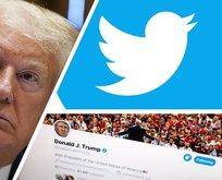 Twitter, Trump'ın açıklamalarını sansürleyip cevap verdi!