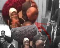 Başkan Erdoğan ağlayan bebeğin sesini duyunca...