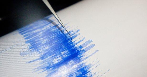 Komşuda şiddetli deprem! Türkiye'den de hissedildi
