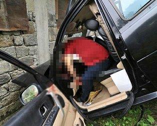 Trabzon'da sır cinayet!