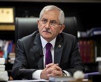 YSK Başkanı açıkladı! O şahıs gözaltına alındı