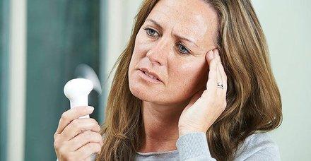 Menopozun yaşı 45'e indi