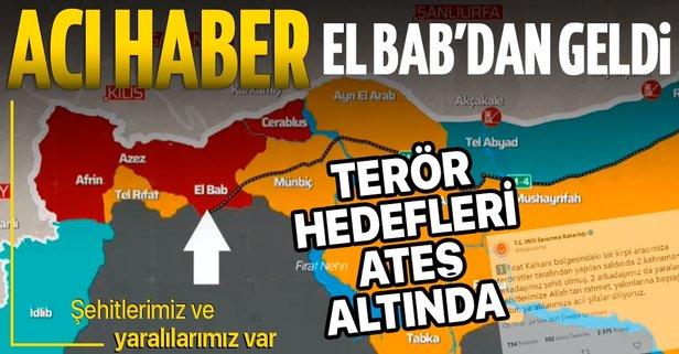 Acı haber El Bab'dan geldi