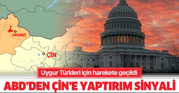 Temsilciler Meclisinden Uygur Türkleri için yasa tasarısı