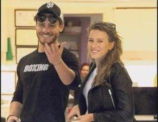 Serenay Sarıkaya ile Kerem Bürsin'i görenler şok oldu! Ayrılan çift sosyal medyada...