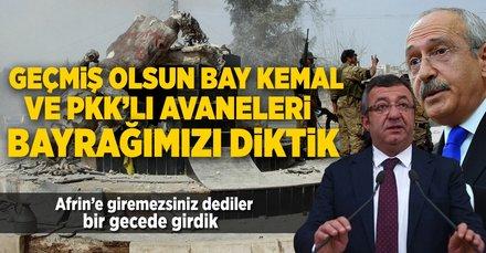 CHP'nin Afrin istihbaratı çöktü