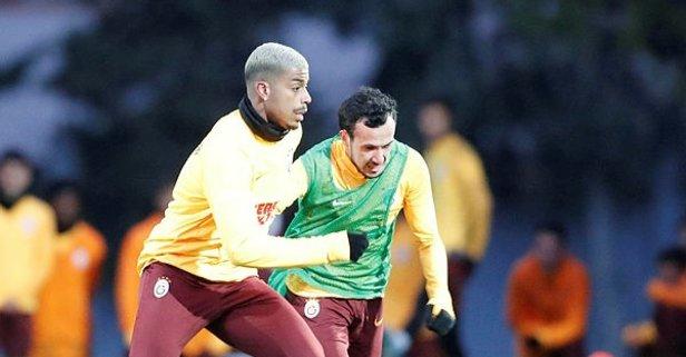Galatasaray kupa hazırlıklarını tamamladı