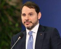Bakan Albayrak canlı yayında söyledi sosyal medyadan destek yağdı