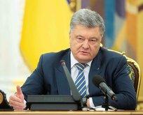 Poroşenko'ya büyük şok! Soruşturma açıldı