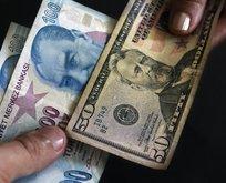 Türkiye'ye para yağdı! 3 milyar 261 milyon dolar...