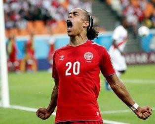 Danimarka Peruyu tek golle geçti