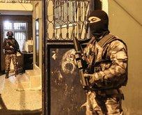 Manisa'da terör örgütü PKK'ya operasyon!