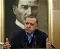 Erdoğan: PKKnın yaklaşımı neyse CHPnin yaklaşımı odur