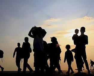 Hatay'da 8 düzensiz göçmen yakalandı