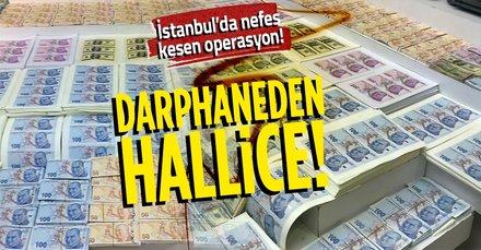 İstanbul Fatih'te nefes kesen operasyon! Polisler bile şaştı kaldı! Adeta darphane