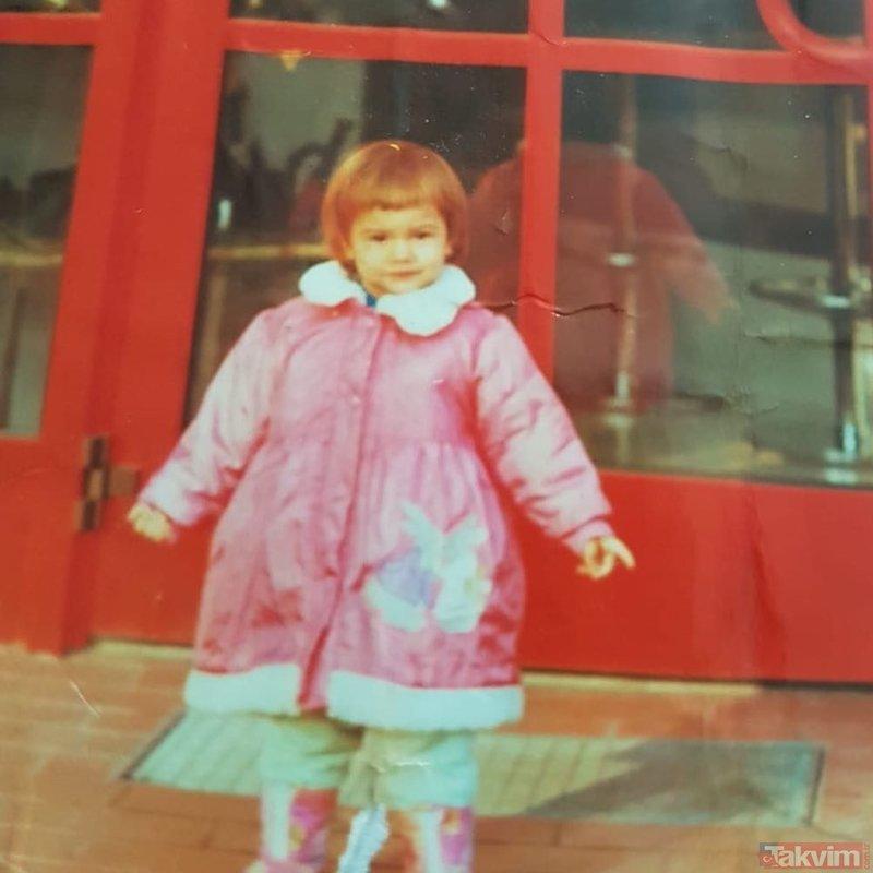 Ünlülerin çocukluk ve gençlik fotoğrafları