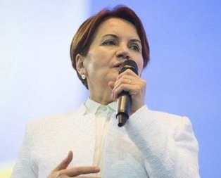 Akşener İYİ Partiden istifa etti