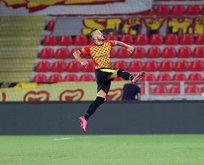Göztepe'den gol şov: 5-1