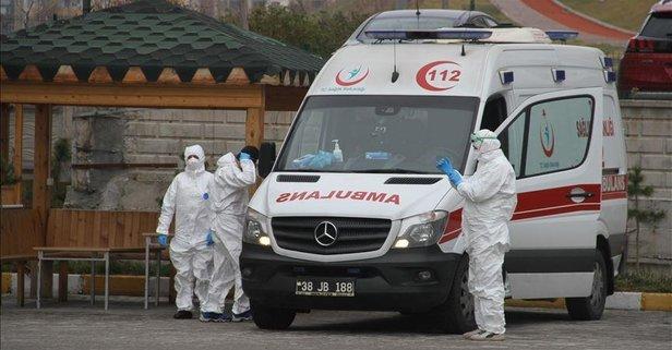 Kayseri'de 27 ev karantina altına alındı