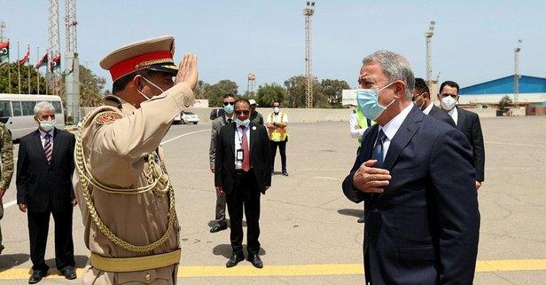 MSB duyurdu: Akar'dan kritik ziyaret