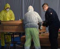 İtalya'da ölü sayısı 24 bine yaklaştı