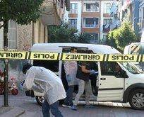 Zeytinburnu'nda sokak ortasında dehşet!
