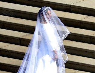 İşte Prens Harry ve Meghan Markle'nin düğününden kareler