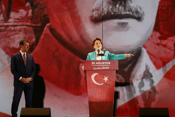 Meral Akşener'in Ekrem İmamoğlu'nu Fatih Sultan Mehmet'e benzetmesine tepkiler çığ gibi - Takvim