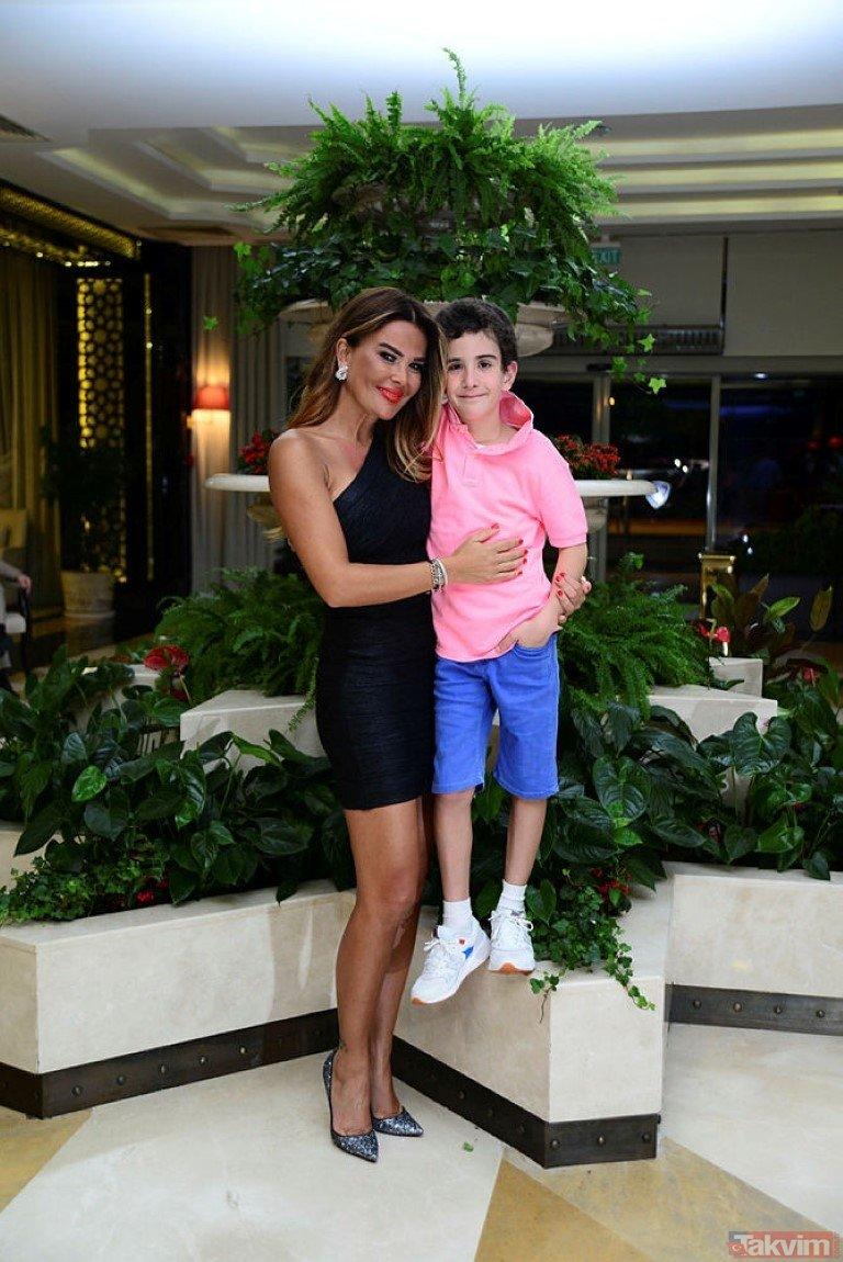 Özcan Deniz'in oğlu sosyal medyada beğeni yağmuruna tutuldu! İşte ünlülerin çocukları