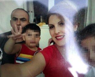 Uzman çavuş ve eşi çocuklarının gözü önünde katledildi