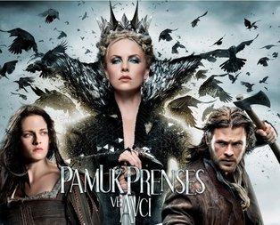 Pamuk Prenses ve Avcı filminin oyuncuları kimler?