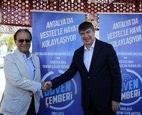 Antalya'da Vestel'le akıllı işbirliği
